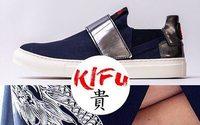 Soldini crea il brand Kifu, l'unica scarpa Made in Italy realizzata in Magical Washi
