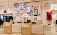 Naf Naf installe à Lyon son nouveau concept retail