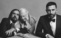 Riccardo Tisci announces Burberry link up with Vivienne Westwood