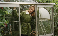 Alexa Chung delves deeper into Barbour archive for AW20