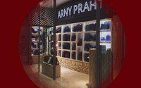 Петербургский бренд Arny Praht открывает еще один магазин в Москве