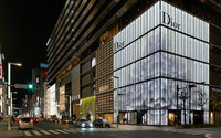 Ginza Six: a new temple of luxury opens in Tokyo