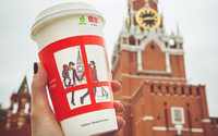 Uniqlo to feature on take-away coffee in Russia