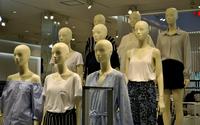 En avril, les ventes du textile/habillement se sont effondrées de 85,5% en France