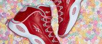 Reebok lança calçado especial para o Dia de São Valentim