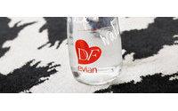 Diane von Furstenberg'den Evian yorumu