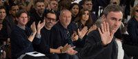 Raf Simons lascia Dior