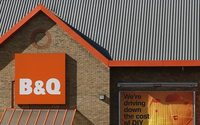 Kingfisher sales dented by B&Q dip in UK, weak France