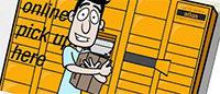 Amazon :bientôt des lockers en centres commerciaux ?