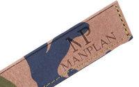 ManPlan startet mit Lederhaltern für Einstecktücher durch