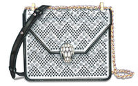 Nicholas Kirkwood reimagines Bulgari's Serpenti bag