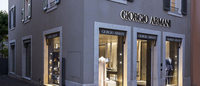 Giorgio Armani celebrates new St. Tropez store with jet set