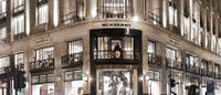 Britain's Burberry to expand flagship, introduce café