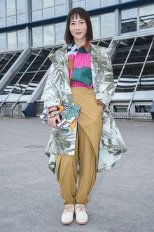 Street Fashion Paris N°255