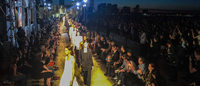 Givenchy präsentiert Kollektion für die Saison Frühjahr/Sommer 2016 in New York City