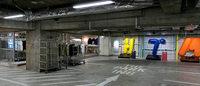 藤原ヒロシ「ザ・パーキング」公開 銀座の地下にショップ空間が出現
