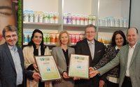 Lavera Naturkosmetik zu den Green Brands Germany und Switzerland ausgezeichnet