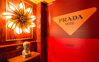 Prada invite son club Prada Mode chez Maxim's