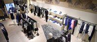 Sandro approda con una boutique a Firenze