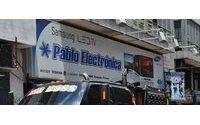Militares protegem loja de eletrodomésticos de portugueses na Venezuela