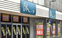 A quarter of BHS stores still empty, four years after retailer failed