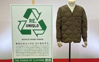Re-Uniqlo is new recycling project from Fast Retailing