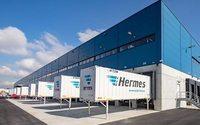 Hermes eröffnet Standort in Mainz