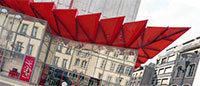 Metz: lifting d'envergure pour les Galeries Lafayette