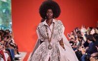 Elie Saab: Nina Simone does Dynasty