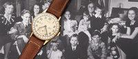 ティファニー銀座本店でウォッチアーカイブ展開催、ルーズベルト大統領愛用時計も