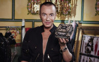 Julien Macdonald designs luxury burger box for McDonald's