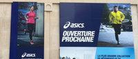 Asics prépare sa première boutique parisienne