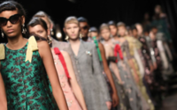 China's Vipshop partners with London Fashion Week