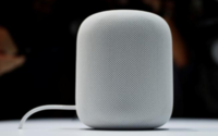 Apple pushes launch of HomePod smart speaker to early 2018