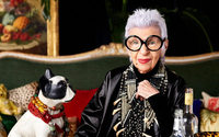 Iris Apfel launches jewelry collection