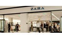 Inditex, dona da Zara, vai reduzir investimentos após vendas fortes