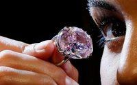 Diamante é vendido por US$ 71,2 mi em leilão em Hong Kong