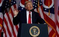 Donald Trump n'envisage pas d'accord commercial avec la Chine