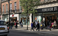 Fewer small stores on Oxford Street as flagships take over