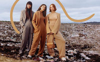 Stella McCartney releases ad campaign shot in a landfill