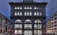 Zara riapre il flagship in Palazzo Bocconi a Roma