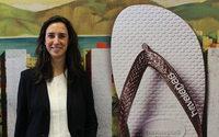 Havaianas coloca al frente del negocio español a Olenka Ibarretxe