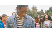 Guess collaboration with A$AP Rocky gets a release date
