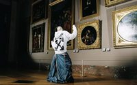 El Louvre y Virgil Abloh lanzan una colección de ropa inspirada en Da Vinci