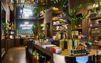 Lush defies retail downturn with more concept shops