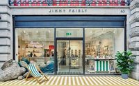 Jimmy Fairly expands into UK, opens Regent Street flagship