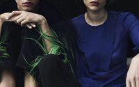 Lara Mullen, Lineisy Montero and Charlee Fraser in latest Giorgio Armani campaign