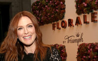 Launch-Event von Florale by Triumph in Berlin mit Schauspielerin Julianne Moore