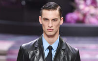 Beauty trends from the men's fashion show circuit