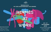 Hermès Ausstellung macht halt in der Staatsgalerie Stuttgart
